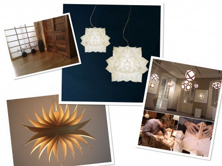 Japanese Decor Collage