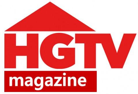 hgtv magazine header logo