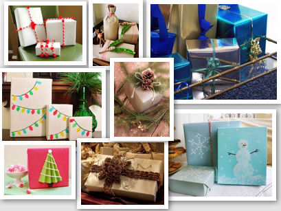 Holiday Tips: Creative Gift Wrapping