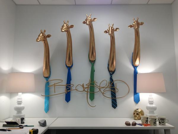 Giraffes 5