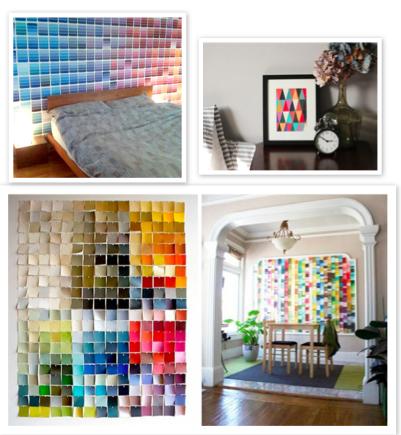 DIY Paint Swatch Project! | David Bromstad