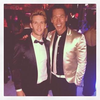 @Ryan_Kwaten True Blood and David