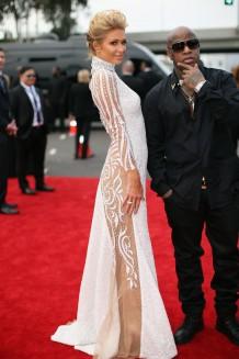 Paris-Hilton-Birdman-2014-Grammy-Awards